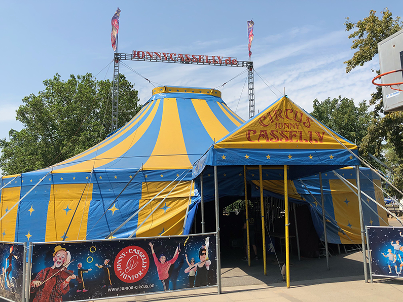 Zirkusprojekt 2019