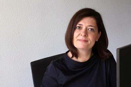 Konrektorin Sandra Schnitzler